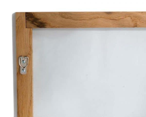oak frame designer ant farm back with hanging hardware